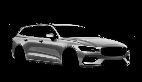 Цвета кузова V60